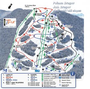 Harta Partii Poiana Brasov