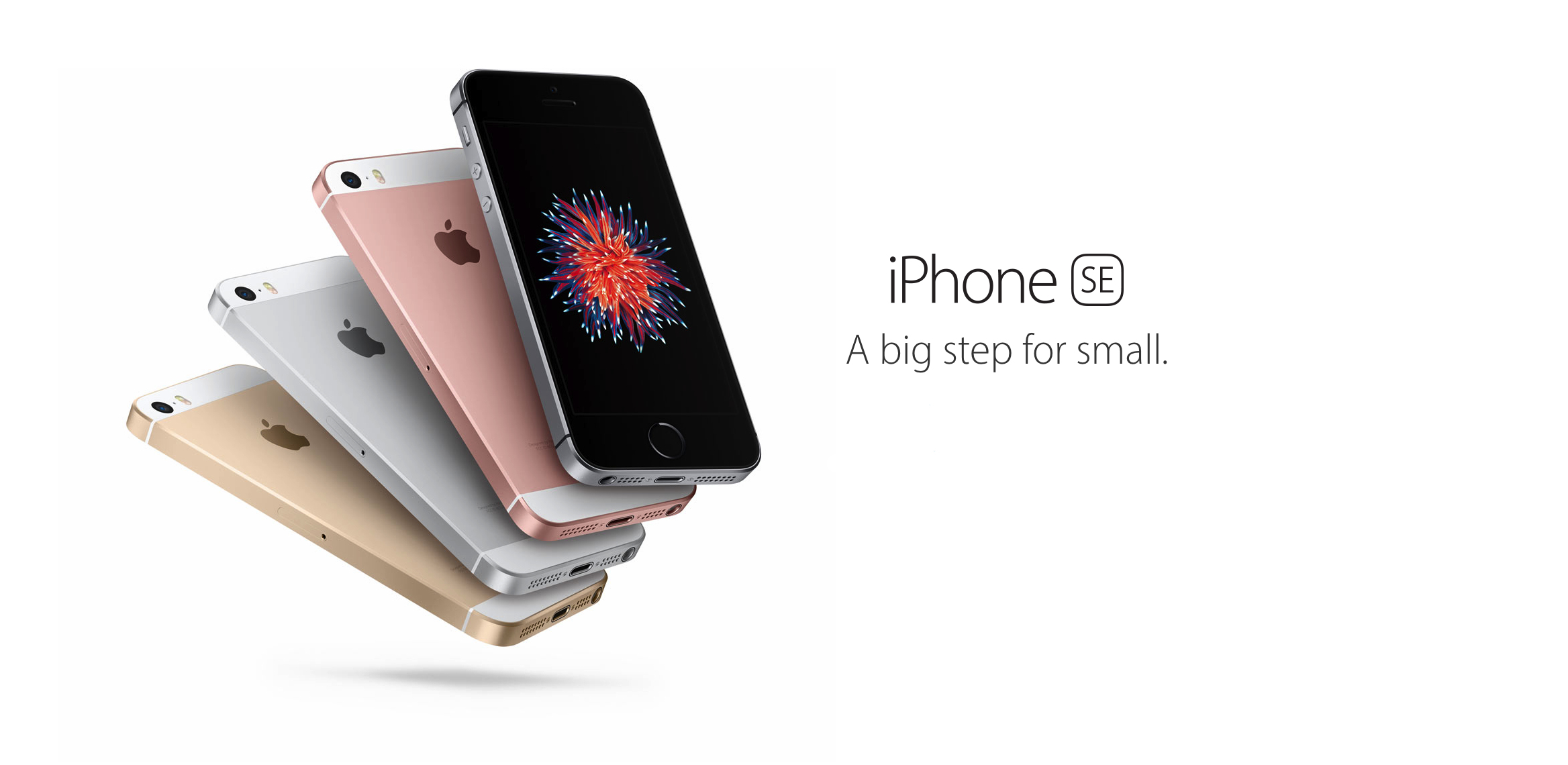 Apple a lansat iPhone SE, iPad Pro 9.7″ și iOS 9.3