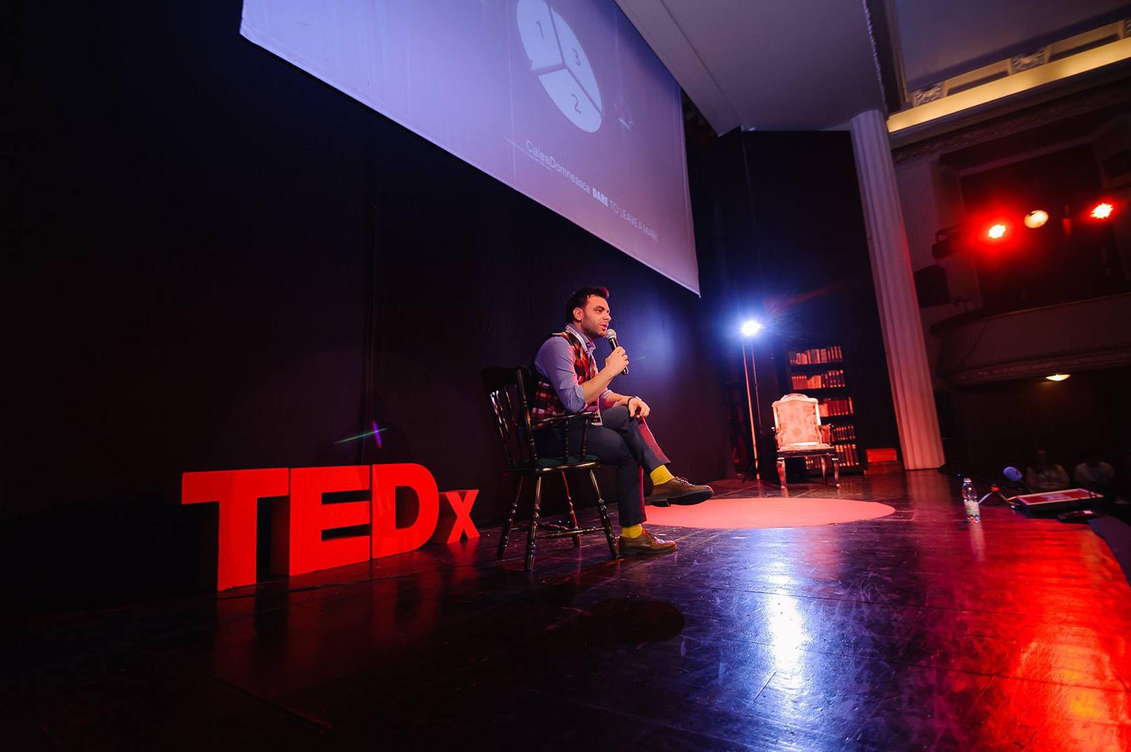 Sâmbătă, 1 Septembrie, TEDxCaleaDomnească