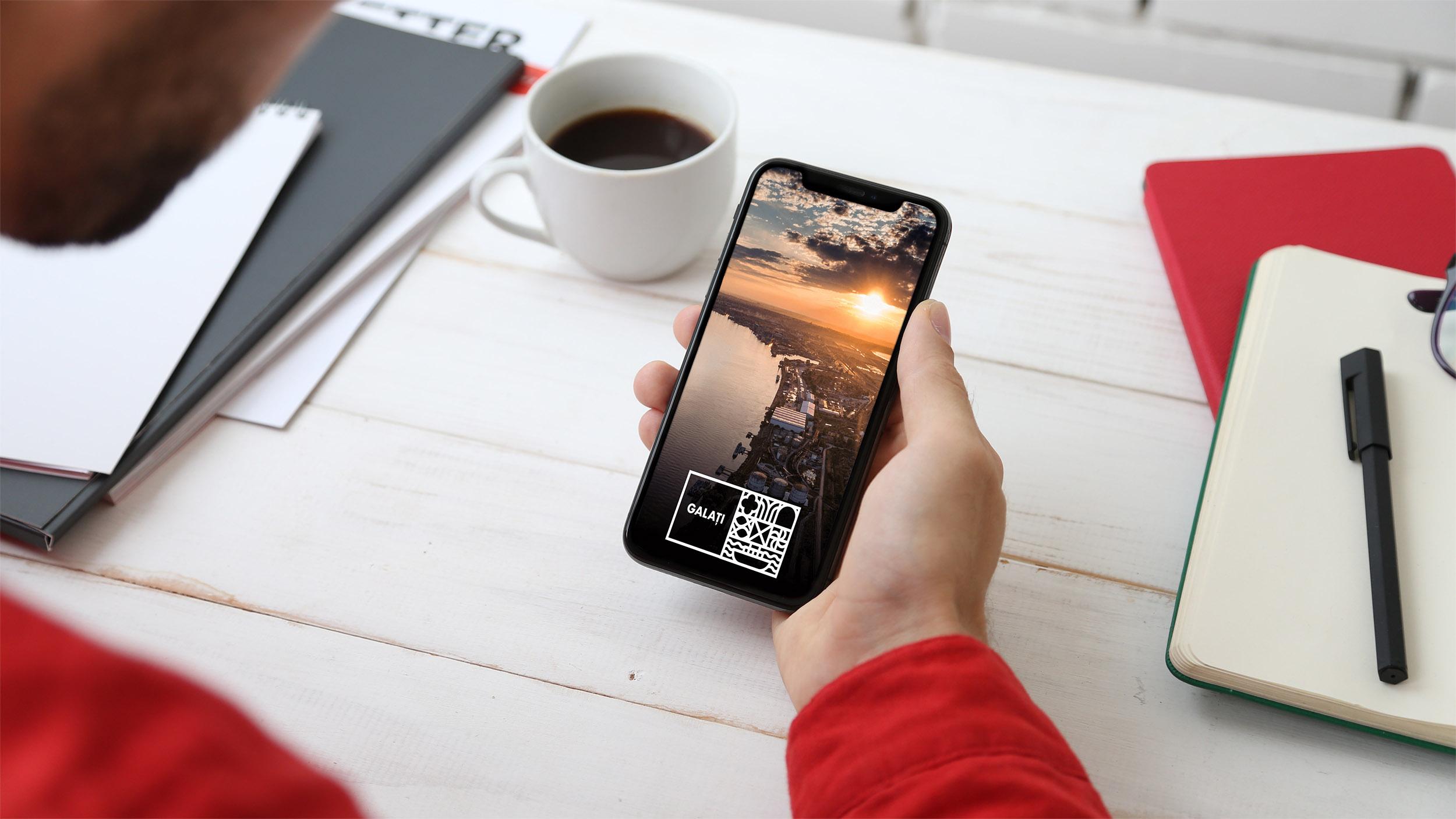 S-a lansat Galați City App