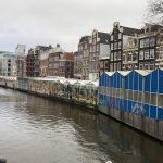 Piata cu flori Amsterdam