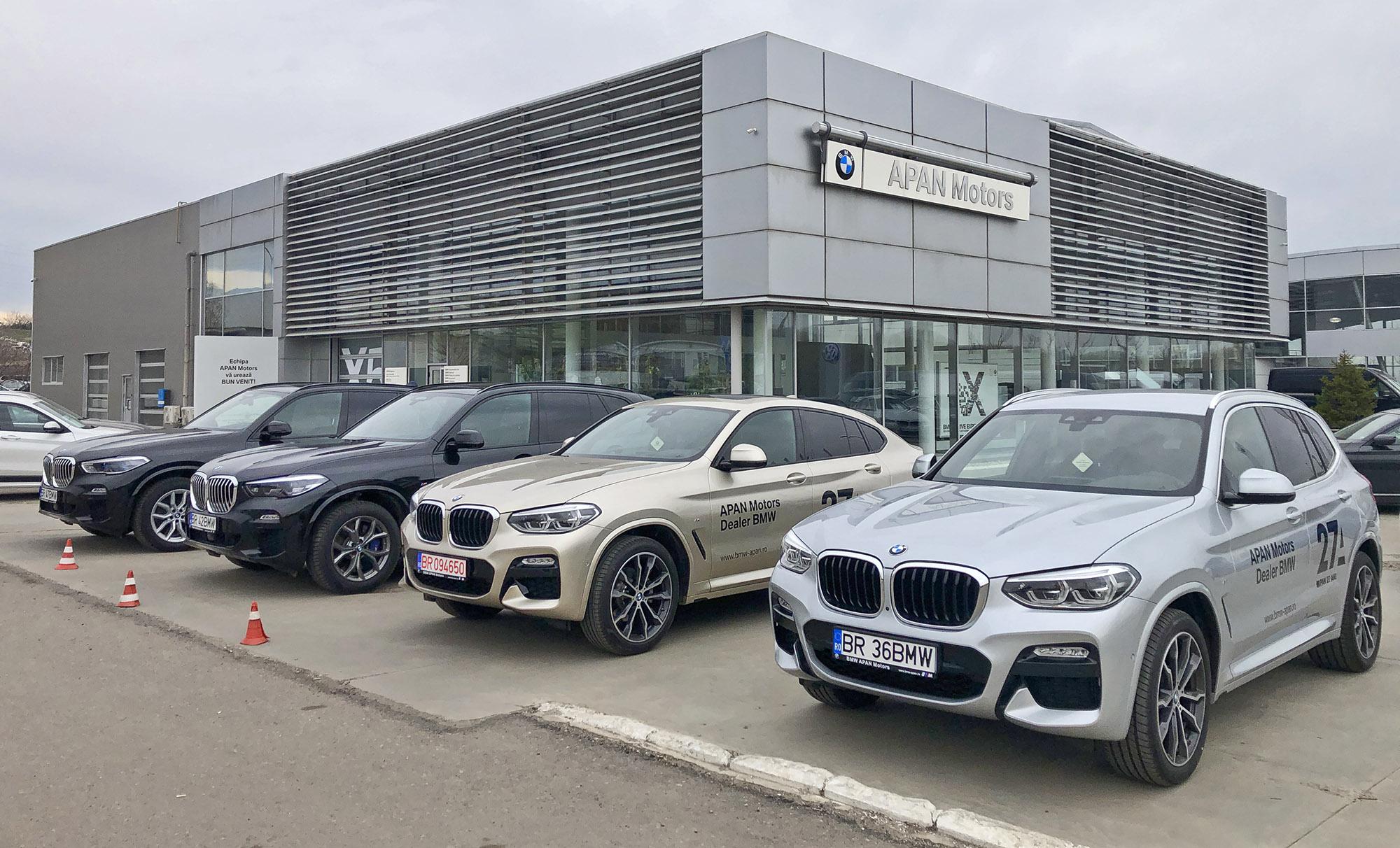 Test drive cu ultimul model de BMW X5
