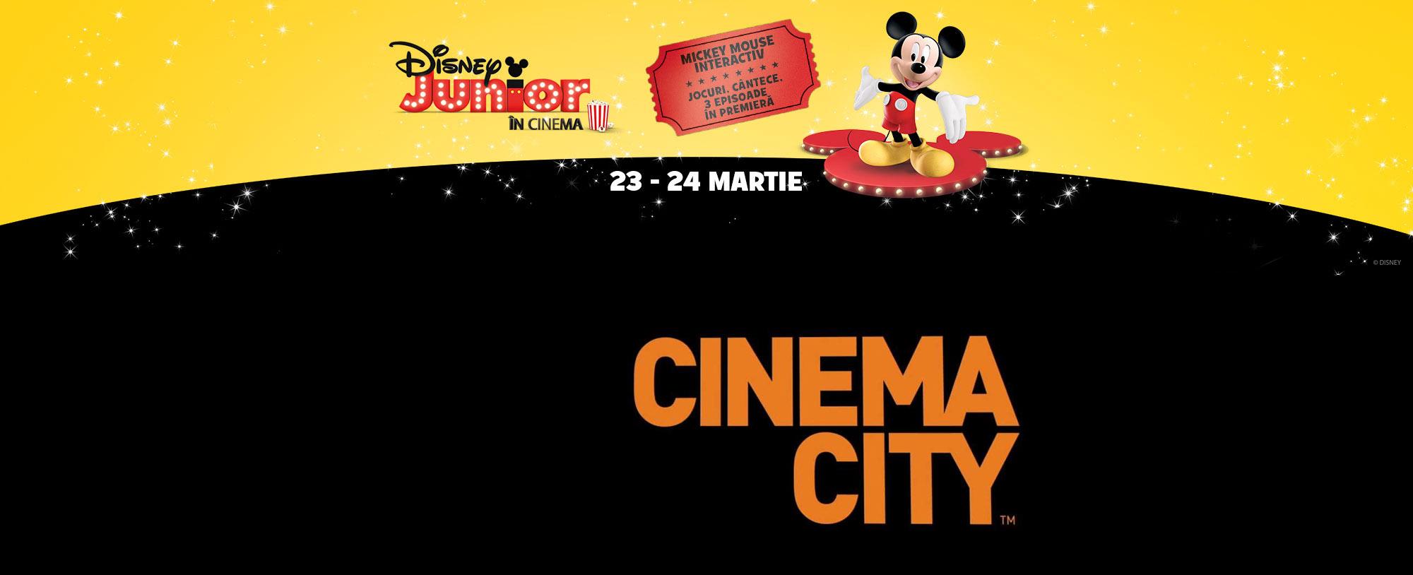 Eroii Disney Junior vin pe marele ecran