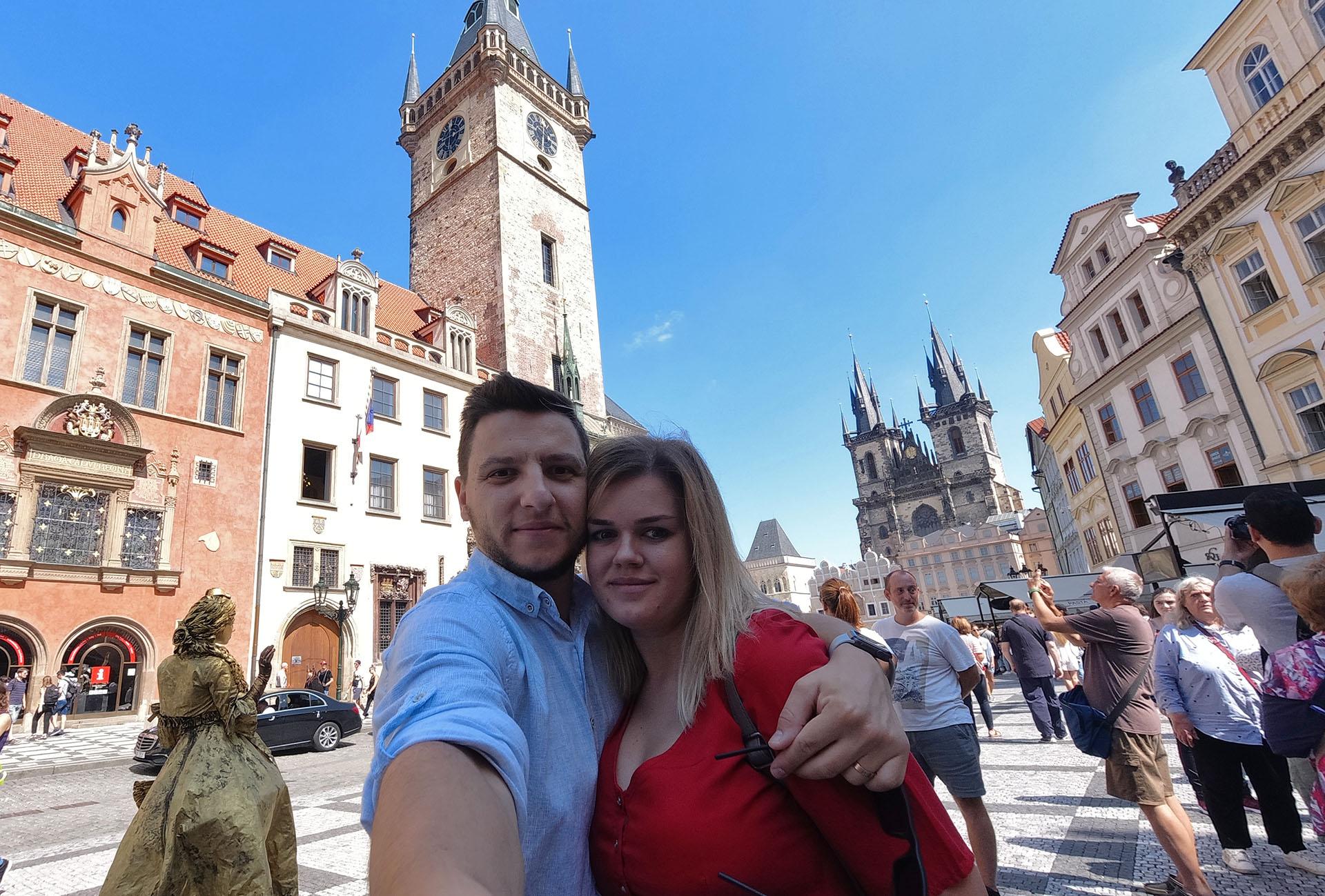 5 zile în minunata Praga