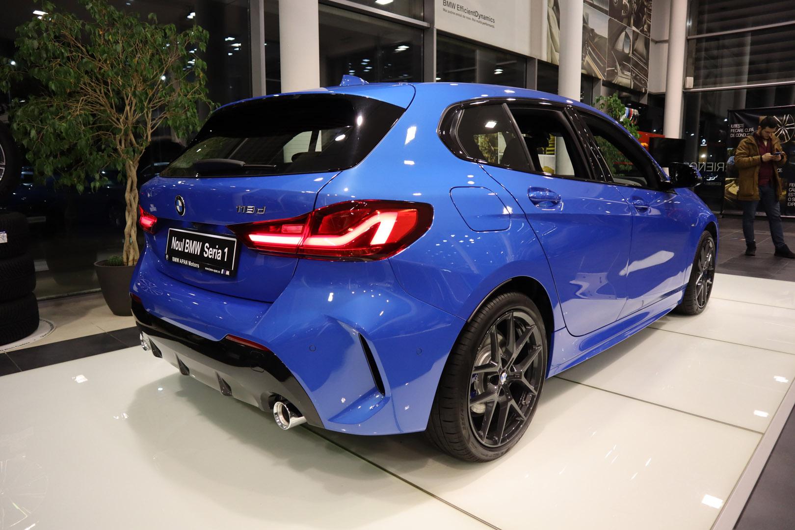 BMW Seria 1, mai furios ca niciodată