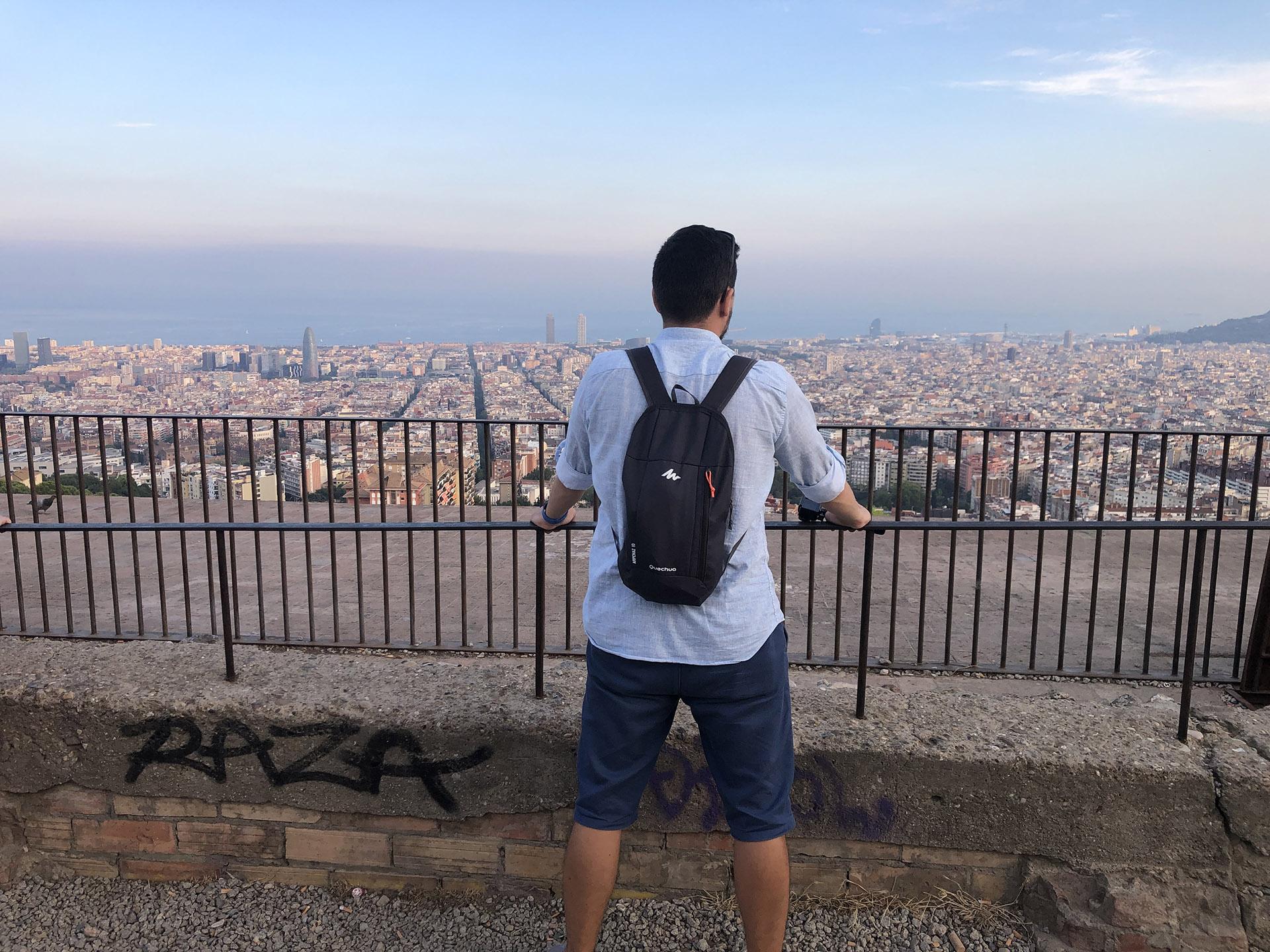 O săptămână în Barcelona