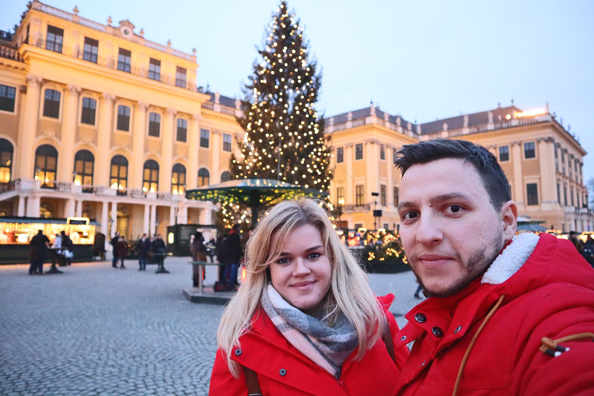 Protejat: Viena și târgurile de Crăciun